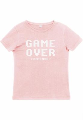 Jocuri Over Tee pentru Copii roz Mister Tee
