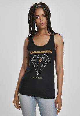Maiou Rammstein Diamant pentru Femei negru