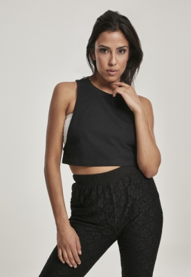 Top Maiou casual Short Loose dama Urban Classics