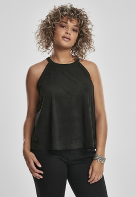Maiou urban Rib Neckholder pentru Femei negru Urban Classics