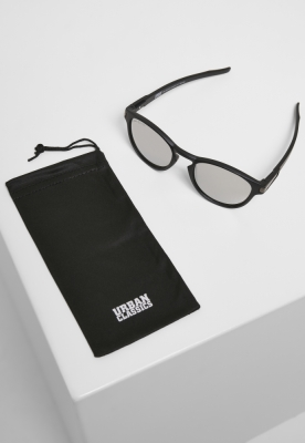 Ochelari de soare 106 UC negru-argintiu Urban Classics