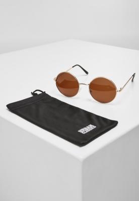 Ochelari de soare 107 UC auriu-maro Urban Classics