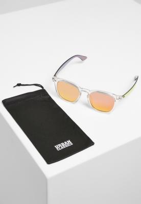 Ochelari de soare 109 UC transparent-rosu Urban Classics
