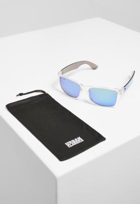 Ochelari de soare 110 UC transparent-albastru Urban Classics