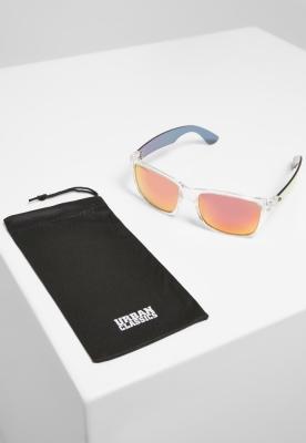 Ochelari de soare 110 UC transparent-rosu Urban Classics