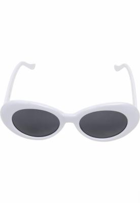 Ochelari de soare 2 Tone alb-gri inchis Urban Classics