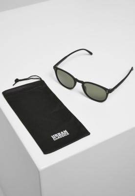 Ochelari de soare Arthur UC negru-verde Urban Classics