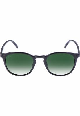 Ochelari de soare Arthur Youth negru-verde MasterDis