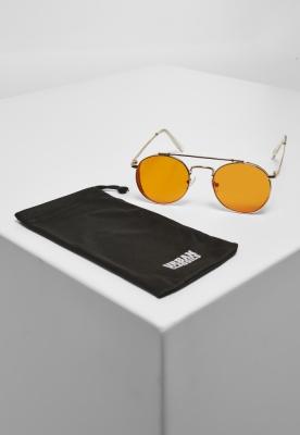 Ochelari de soare Chios auriu-portocaliu Urban Classics
