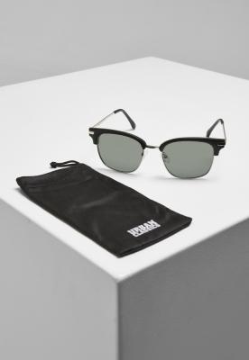 Ochelari de soare Crete negru-verde Urban Classics