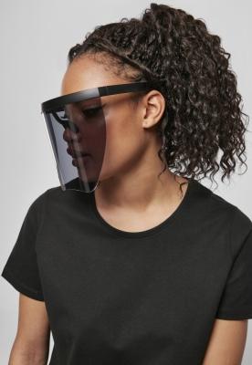 Ochelari de soare Front Visor negru-negru Urban Classics