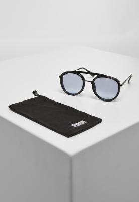 Ochelari de soare Ibiza negru-negru Urban Classics