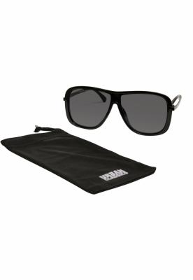 Ochelari de soare Milos negru-negru Urban Classics
