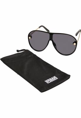 Ochelari de soare Naxos negru-auriu Urban Classics