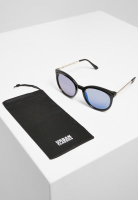 Ochelari de soare October UC negru-albastru Urban Classics