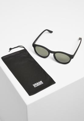 Ochelari de soare Sunrise UC negru-verde Urban Classics
