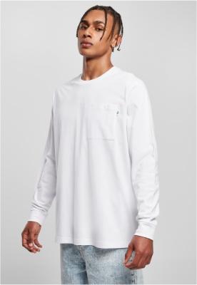 Bluza maneca lunga Organic Basic Pocket Urban Classics