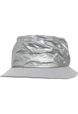 Palarii Crinkled Paper argintiu Flexfit