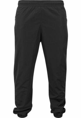 Pantaloni antrenament sport nailon negru Urban Classics