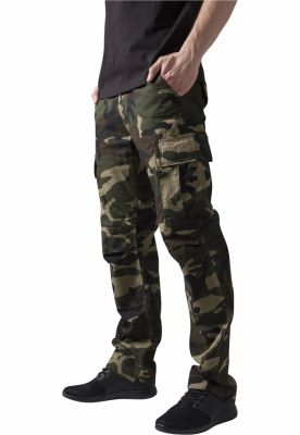 Pantaloni camuflaj barbati