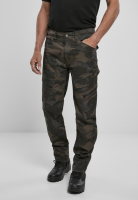 Pantaloni Cargo Adven Slim Fit camuflaj Brandit