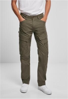 Pantaloni Cargo Adven Slim Fit oliv Brandit