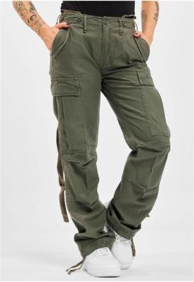 Pantaloni Cargo M-65 pentru Femei oliv Brandit