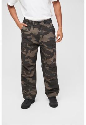 Pantaloni Cargo M-65 Vintage inchis-camuflaj Brandit