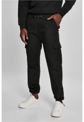 Pantaloni Cargo Ripstop negru Urban Classics