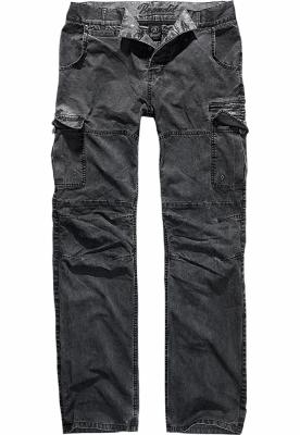 Pantaloni Cargo Rocky Star negru Brandit