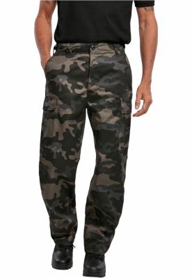 Pantaloni Cargo US Ranger inchis-camuflaj Brandit