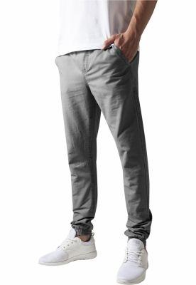 Pantaloni casual sport gri Urban Classics