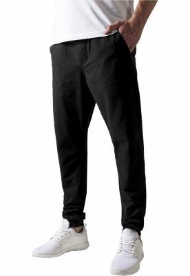 Pantaloni casual sport negru Urban Classics