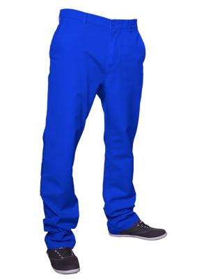 Pantaloni chino barbati albastru Urban Classics