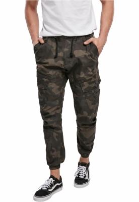 Pantaloni Ray Vintage inchis-camuflaj Brandit