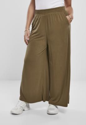 Pantaloni Culottes Modal pentru Femei summerolive Urban Classics