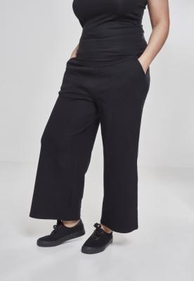 Pantaloni Culottes pentru Femei negru