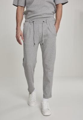 Pantaloni Formula Cropped urban Interlock gri Urban Classics