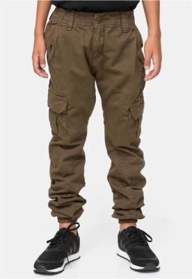 Pantaloni Boys Cargo Jogging Urban Classics