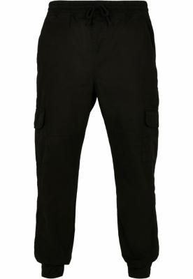 Pantaloni Military Jogg negru Urban Classics