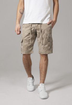 Pantaloni scurti cargo Camo nisip-camuflaj Urban Classics