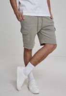 Pantaloni scurti cargo Open Edge Terry pastelolive Urban Classics