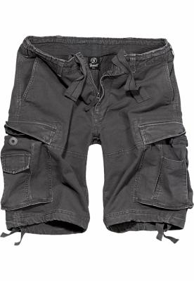 Pantaloni scurti cargo Vintage gri carbune Brandit