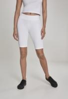Pantaloni scurti Cycle pentru Femei alb Urban Classics