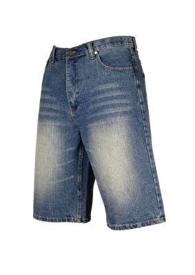 Pantaloni scurti de blugi hip hop