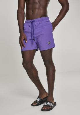 Pantaloni scurti inot ultraviolet Urban Classics