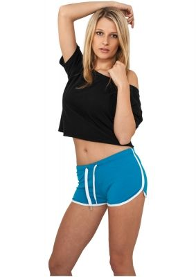 French Terry Hotpants dama Urban Classics