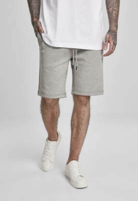 Pantaloni scurti Two Face gri Urban Classics