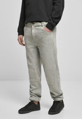 Pantaloni Southpole Poly Suede gri