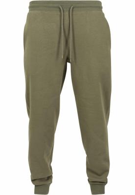 Pantaloni sport Basic oliv Urban Classics